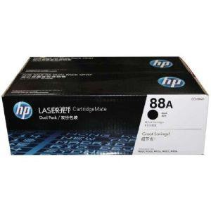 HP 88A Twin Dual Pack 2 in 1 Black LaserJet Toner Printer Cartridge