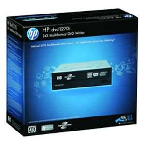 HP 24X Internal SATA Multiformat DVD Writer