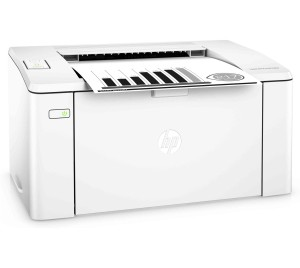 HP LaserJet Pro M104w Wireless Single Laserjet Function Printer