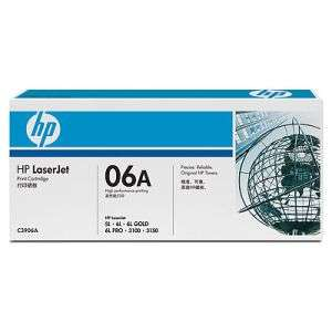 Hp C3906F Toner Cartridge | HP LaserJet 06F Cartridge Price@Hp C3906f Toner Cartridge Market Shop - HelpingIndia