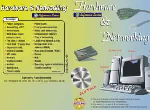 Hardware & Networking Learning Tutorial CD
