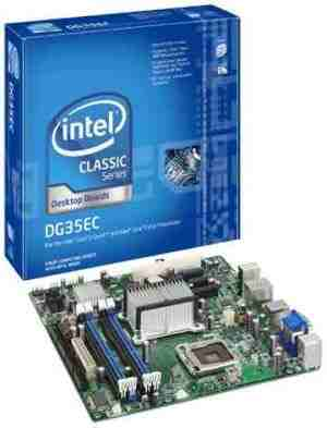 Intel Desktop Board DG35EC Motherboard