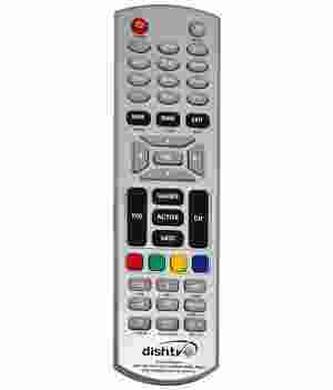 Dish TV DTH Compatible Dish Digital TV STB BOX Remote - Click Image to Close