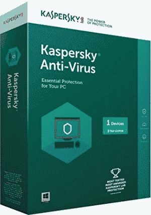 Kaspersky 2017 1 PC 1 Year Latest Box/Slim AntiVirus