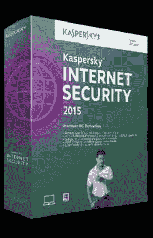 Kaspersky Internet Security 2015 3 PC 1 Year