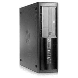 HP Compaq 4000 SFF Pro Dual Core Branded Desktop PC