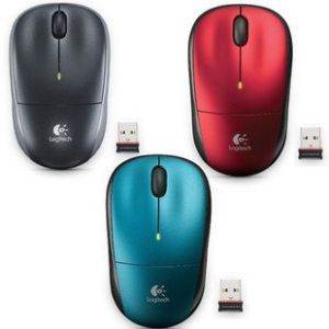 Logitech M215 USB Wireless Mouse