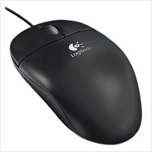 Logitech Value PS/2 Optical Mouse