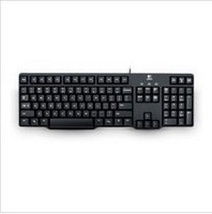 K100 Keyboard | Logitech K100 PS/2 Keyboard Price 24 Mar 2019 Logitech Keyboard Classic online shop - HelpingIndia