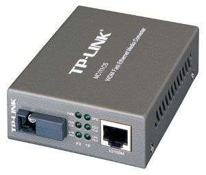 TP-Link TL-MC111CS Gigabit Ethernet Media Converter