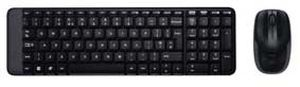 Logitech MK220 Keyboard Mouse Combo Wireless