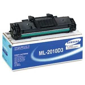 Samsung ML-2010D3 Laser Printer Toner Cartridge