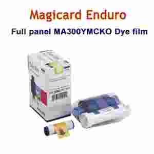 Magicard Full Panel Dye Film YMCKOKO Full Color Ribbon