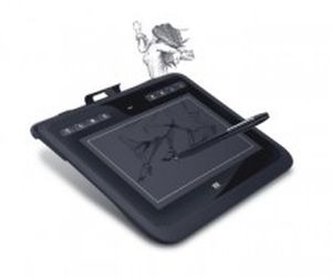 "Iball 8"" By 5"" Inch wireless Pen Tablet"