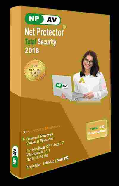 NET PROTECTOR 2018 Internet Security