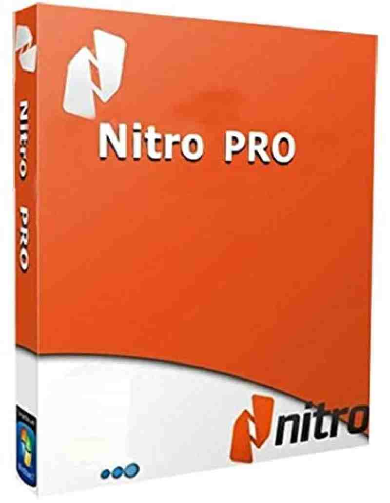 Nitro Pro 13 - PDF Viewer,Creator, Editor,Converter Software