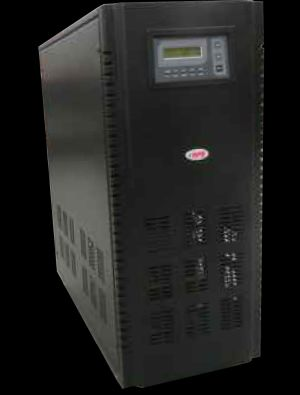 BPE PB1105L10 5KVA Tower Model with LCD Display Single Phase Online UPS
