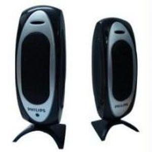 Philips 2.0 Multimedia Speaker USB Powered