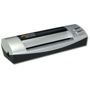 Plustek OptiCard 821 Color Business/Visiting Card Reader/Scanner