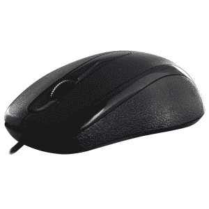 Quantum QHM232BC Wired PS2 Optical Mouse