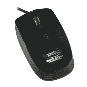 Quantum QHM287 Wired 3D USB Optical Mouse