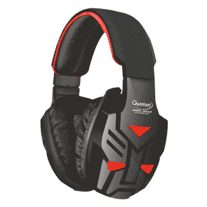 Quantum QHM855 Headset with Vibration with Mic 3.5mm Computer Headphone