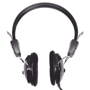 Quantum QHM888 Headphone with Mic 3.5mm Mobile Headset