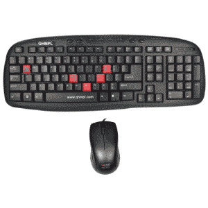 Quantum QHMPL 8899 COMBO Wired USB Multimedia Keyboard Mouse