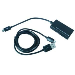 Mhl To Hdmi Cable | MHL Micro USB Adaptor Price@Mhl To Tv-out Adaptor Market Shop - HelpingIndia