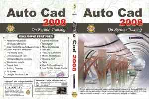 Learn Auto CAD Latest Version Tutorial CD