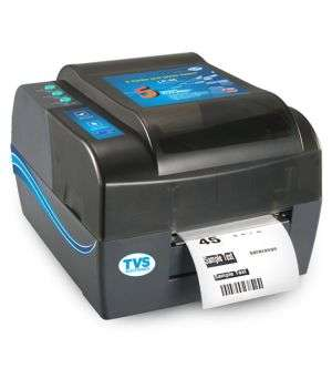 Lp45 Thermal Barcode Printer | TVS LP 45 Printer Price@Tvs Thermal Lable Printer Market Shop - HelpingIndia