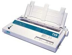 TVSE MSP 245 9 Pin 136 Column Dot Matrix Printer DMP