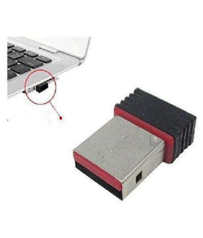 Terabyte 500MBPS USB 2.0 Wireless Mini USB LAN Adaptor