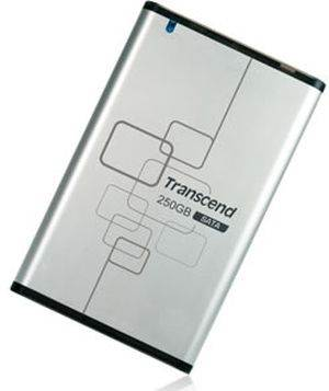 "Transcend 2.5"" SATA HDD USB Casing for Laptop HardDisk"