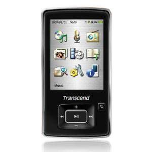 Transcend MP 860 MP3 MP4 Digital Music Player
