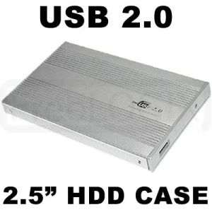 "USB HDD 2.5"" Casing for Laptop Hard Drive IDE"