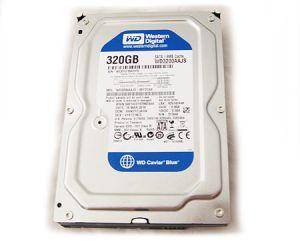 WD 320 GB Desktop HDD Internal Hard Drive