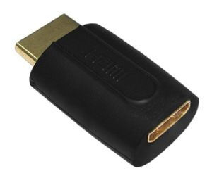 Mini HDMI Male to HDMI Female Converter Adapter