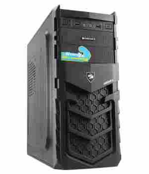 Zebronics Computer Cpu Case Pc Cabinet Atx Smps