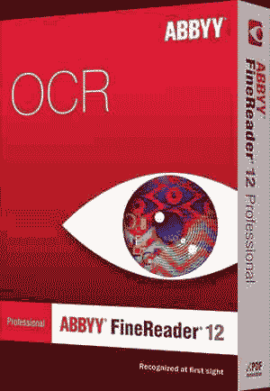 Abbyy Finereader Pro 12 Professional Edition ESD