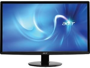 "Acer S231HL bid 23"" inch Wide 1920x1080 LED Monitor"