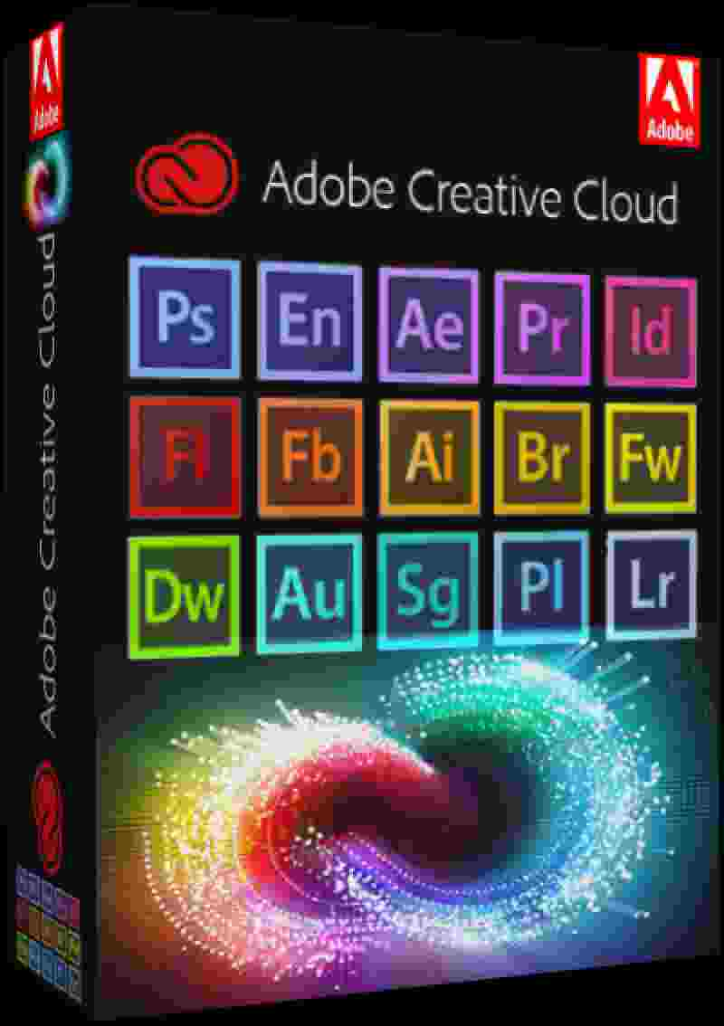 Adobe Master Collection Creative Cloud 2020 - Single app CC Software