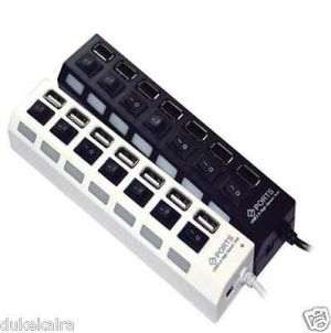 Hi-Speed 7 Port USB 2.0 Hi-Speed Super Hub