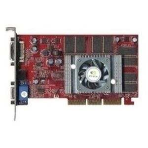 Nvidia Geforce FX-5500 256 MB AGP 8 X