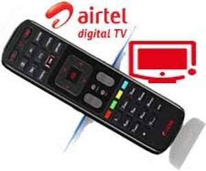 Airtel DTH Remote Compatible Airtel Digital TV STB BOX