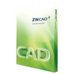 ZWCAD + (PLUS) 2015 Mechanical (3D) Licence ESD