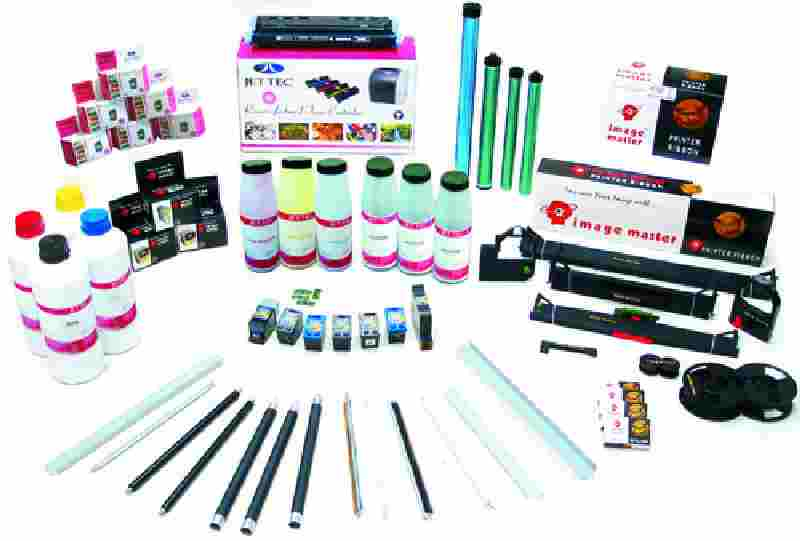 Jet Tec Toner Powder|Opc Drums|Wipe|Docto Blades|Inkjet Ink Whole Sale Rate Consumables