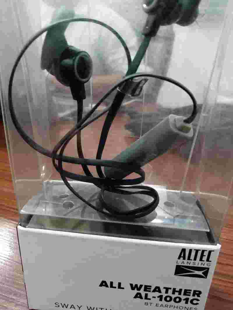 Altec Lansing AL-1001C All Weather BT EarPhone