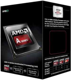 AMD A6 6400K APU FM2 Processor CPU