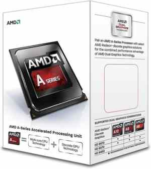 AMD A8 -7600 APU FM2 Processor CPU